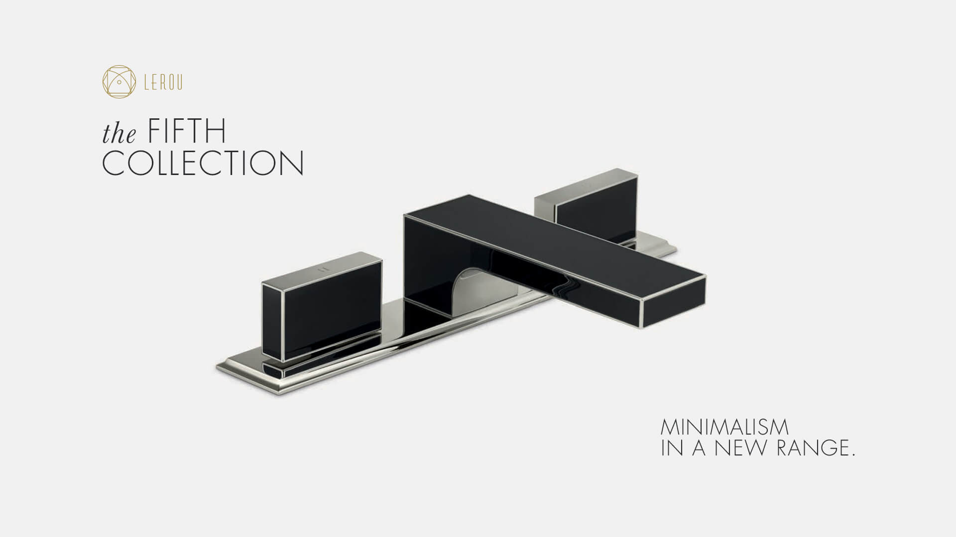 Fifth Collection: Minimalism In A New Range.