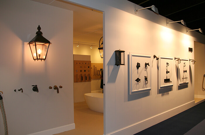 Showroom LEROU Architectural Hardware